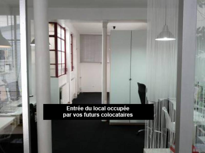 Location de bureau local en Open Space 75014 Paris