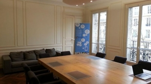 location bureau paris